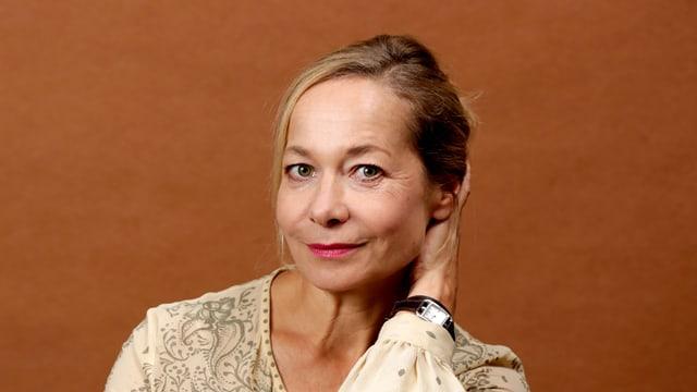Porträt von Susanne-Marie Wrage.
