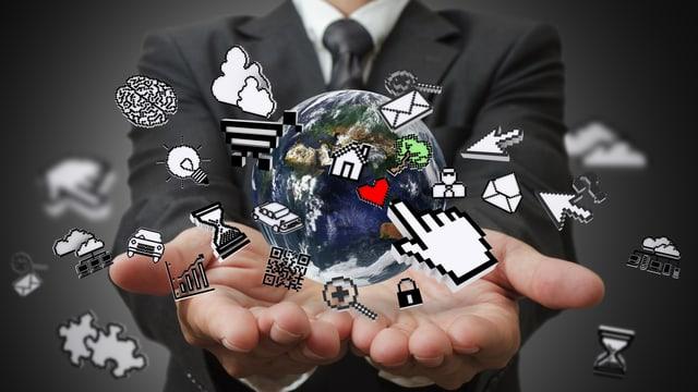 Die eigene Web-Präsenz wird zunehmend wichtig bei Bewerbungen.