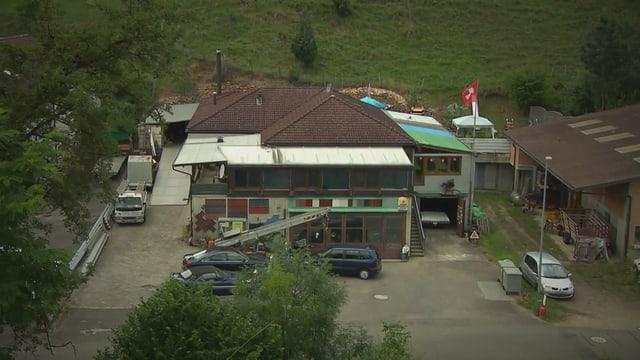 Video «Kanton Aargau– Tag 1 – Restaurant Drachenstübli, Wölflinswil» abspielen