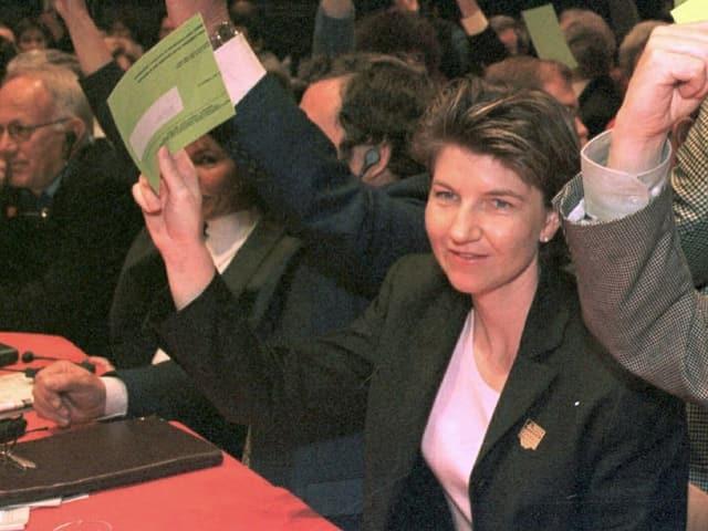 Viola Amherd 1992
