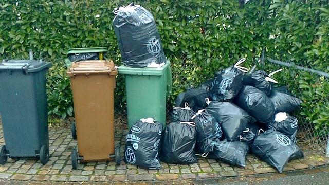 Abfallsäcke