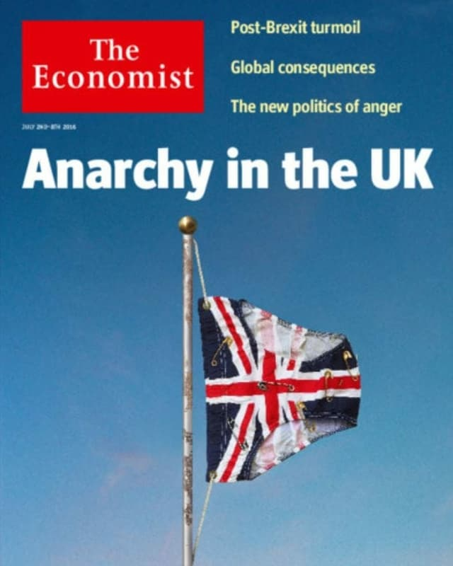 Screenshot Economist