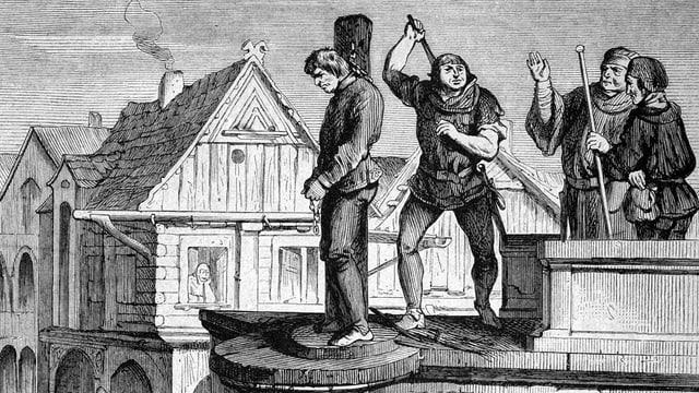Handgreifliches Mittelalter