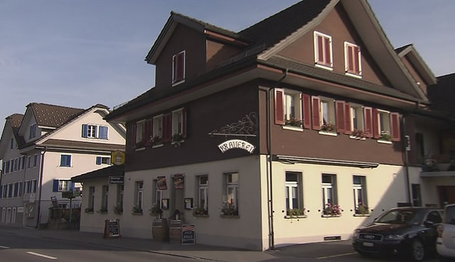 Video «Restaurant Brauerei in Malters (LU) - Tag 5» abspielen
