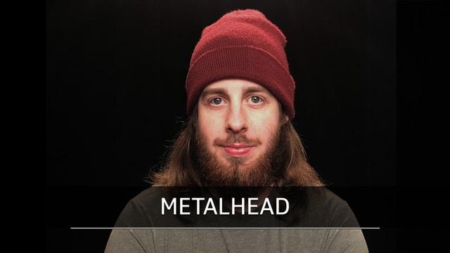 Video ««Es gibt auch Metalheads, die Helene Fischer hören»» abspielen