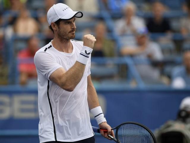 Auslosung in Cincinnati - Murray bei Comeback gegen Gasquet – Federer in Djokovics Hälfte