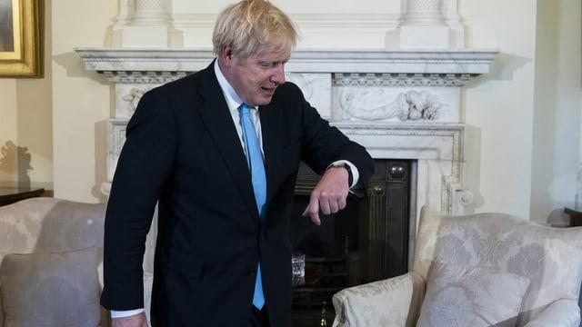 Brexit: Machtkampf spitzt sich zu