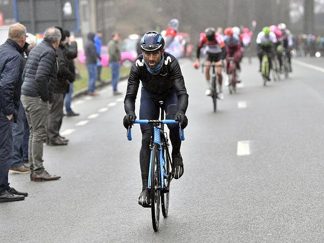 Alejandro Valverde im März bei Quer durch Flandern.