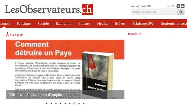 Lesobservateurs.ch