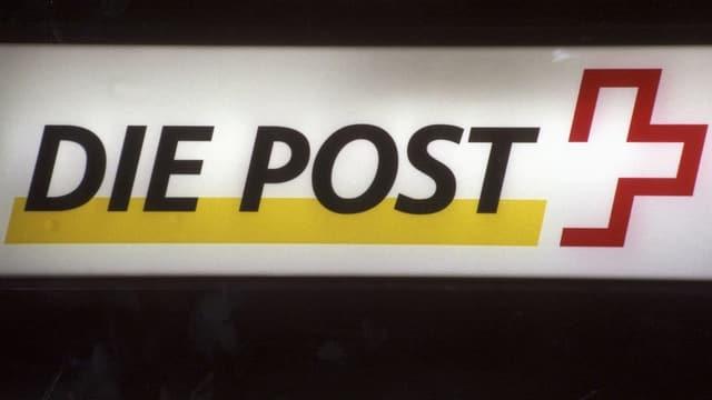 Logo da LA POSTA.