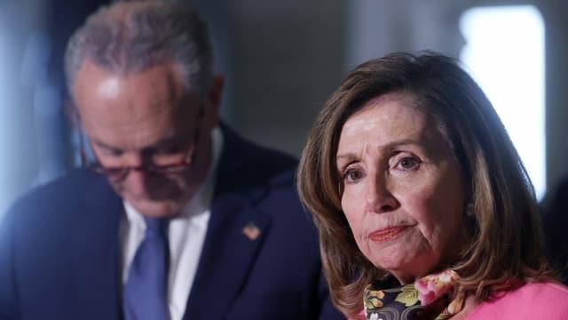 Pelosi und schumer