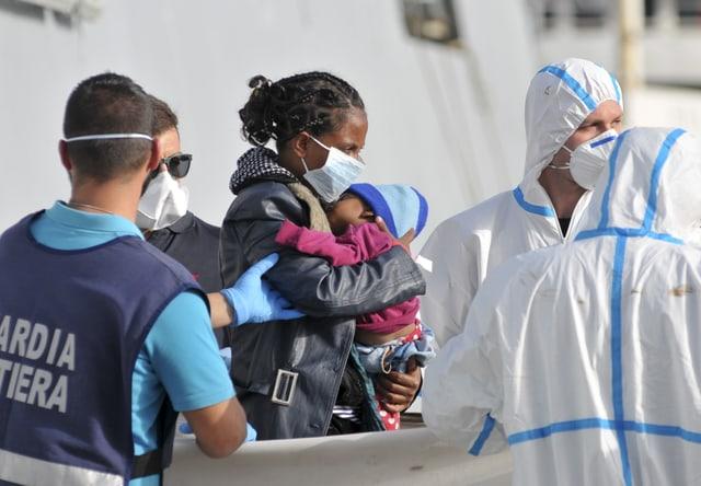 EU-Kommission für Asyl-Quote