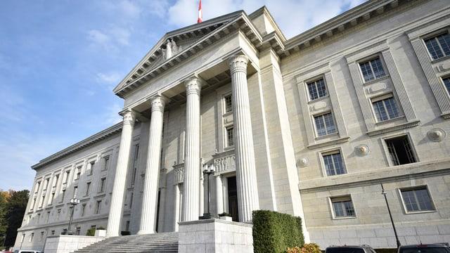 Il Tribunal federal a Losanna