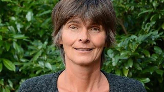 Seelsorgerin Karin Klemm