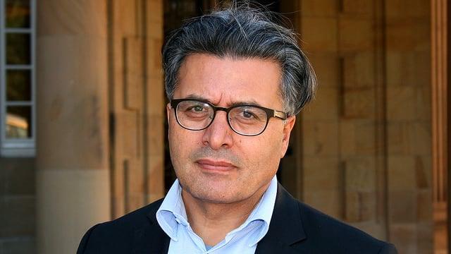 Portrait des Traumatologen Jan Ilhan Kizilhan.