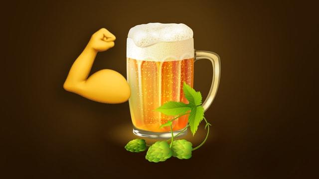 Ein richtiges «Craft Beer» eben!