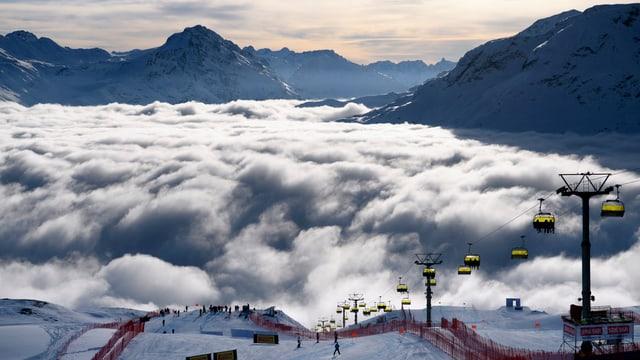 St Moritz 2017 Rückblick Wm 2003 Der Freie Fall Als Heimlicher