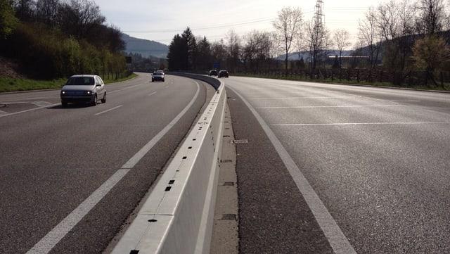 Hochleistungsstrasse A22.