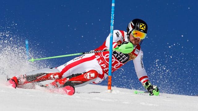 Marcel Hirscher wird erst im Dezember wieder Rennen fahren können.