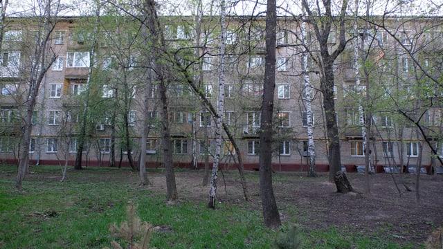 Chrustschowski-Gebäude