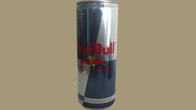 Dose Red Bull Zero Calories