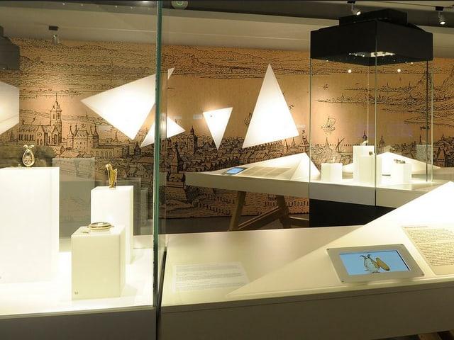 Blick in den Museumsraum