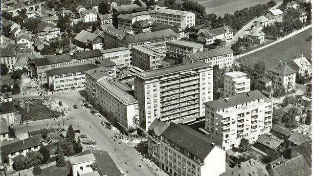 Hochhaus-Quartier Grenchen