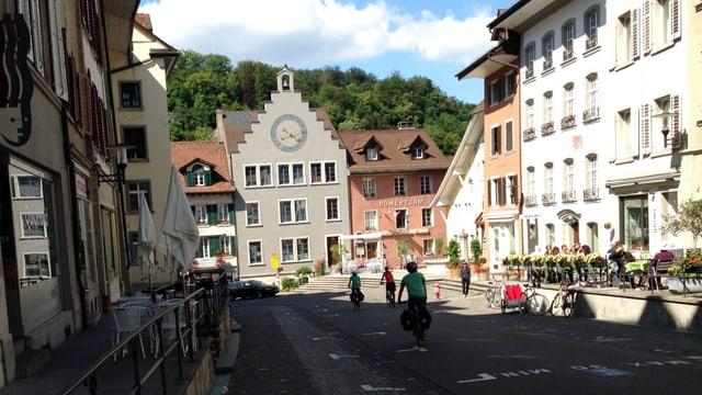 Altstadt von Brugg.