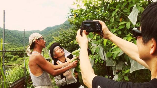 Video «Kin Chi Lau portraitiert engagierte Frauen» abspielen