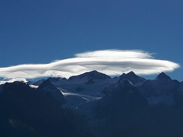 Spezielle Wolkenform