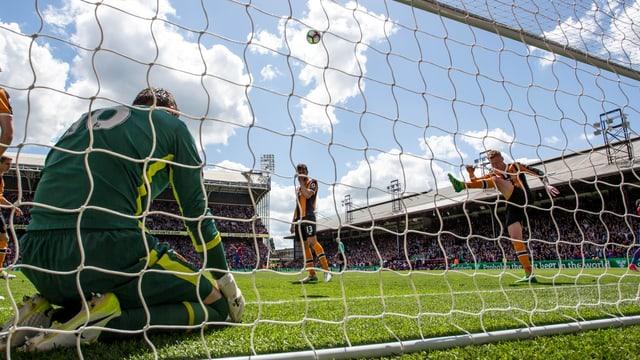 Eldin Jakupovic nach dem 0:2 gegen Crystal Palace.