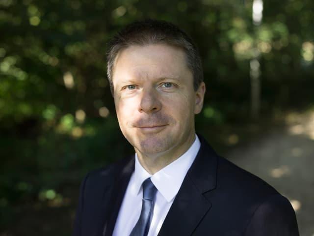 Gehört zu den Gründern der Grünliberalen: Martin Bäumle.