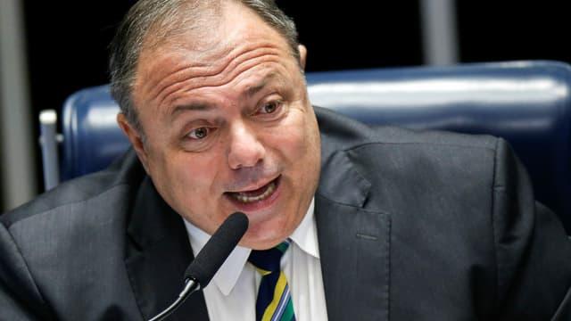 Eduardo Pazuello.