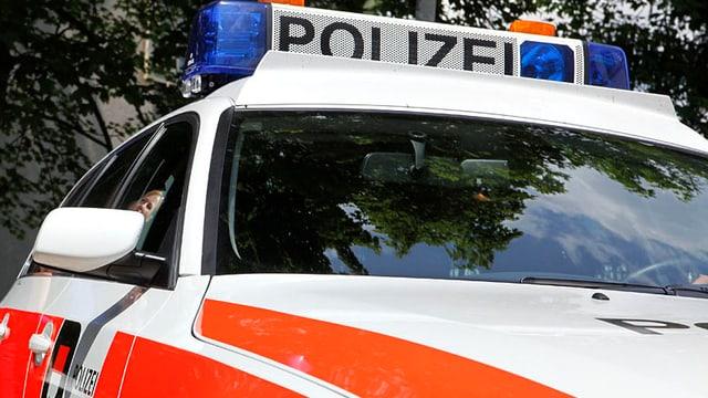 Streifenwagen der Kantonspolizei Solothurn