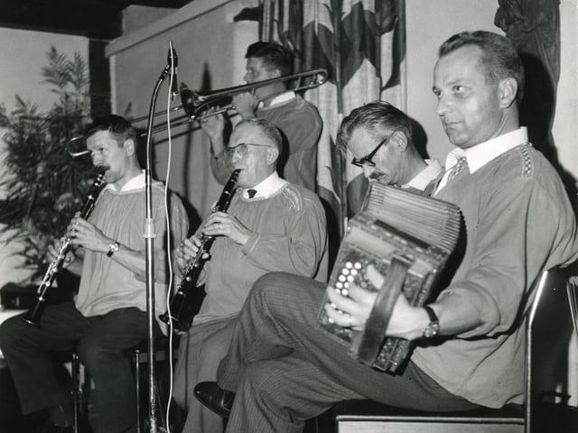 La chapella «Zoge-n-am Boge» il 1967