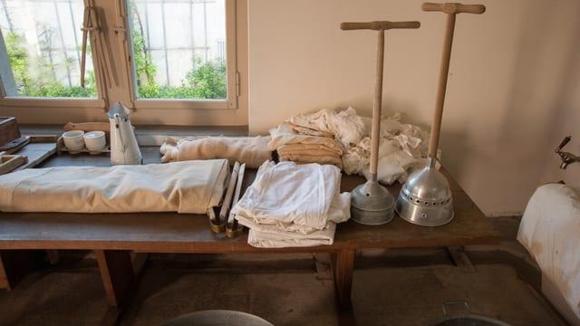 Video «Die grosse Wäsche und ein Ausflug auf die Kleine Scheidegg» abspielen