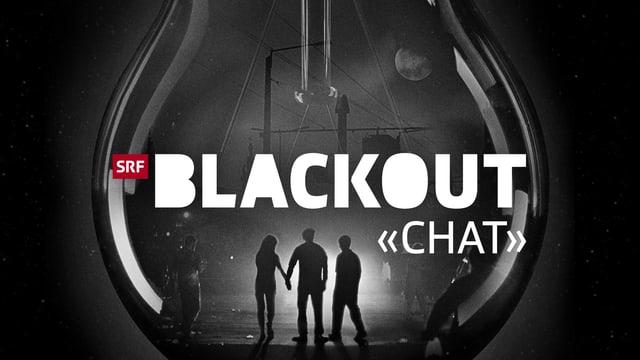 Logo des Blackout-Chats