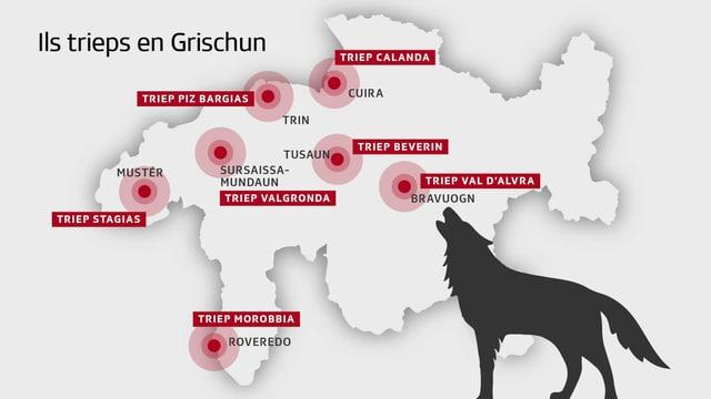 La grafica mussa nua ch'igl ha tut trieps da lufs en il Grischun.