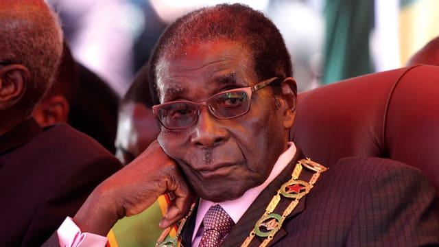 Das Ende der Ära Mugabe