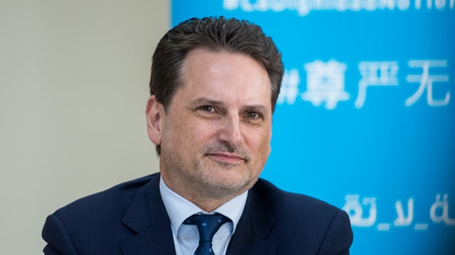 Pierre Krähenbühl.