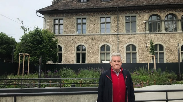 Andreas Brunner, ehemaliger Zürcher Staatsanwalt
