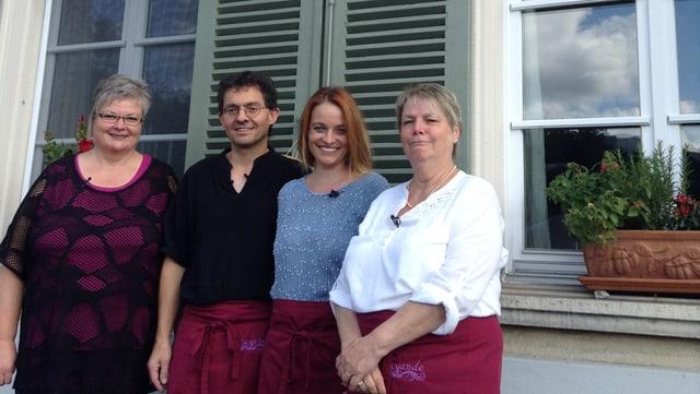 Video «Solothurn - Tag 1 - Restaurant Lavande» abspielen