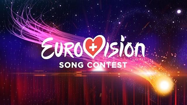 Logo dal Eurovision Song Contest en Svizra