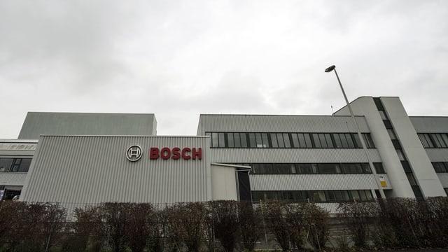 Die Firma Bosch in Zuchwil