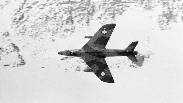 Ein Hunter Mk 58/58A