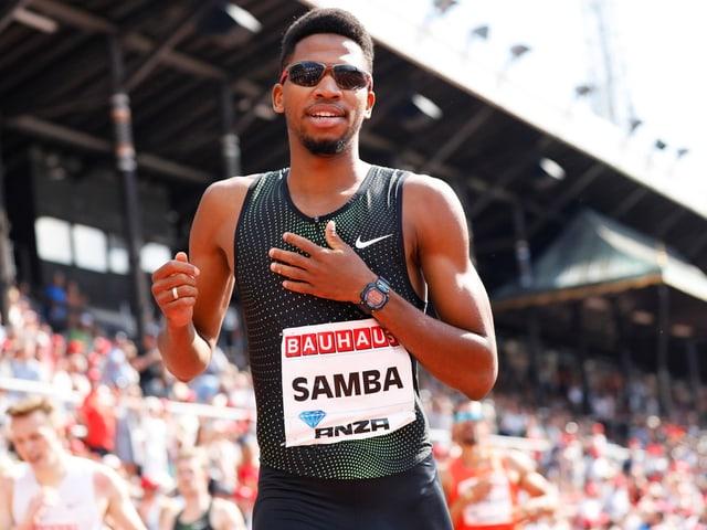 Abderrahman Samba