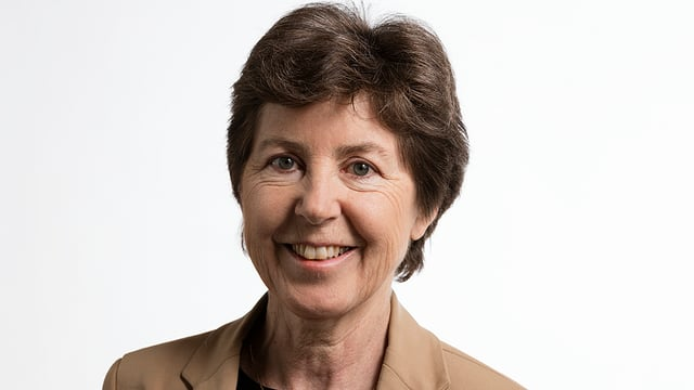 Kathy Riklin (SVP/ZH).