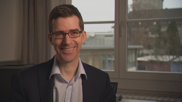Ökonomie-Professor David Dorn
