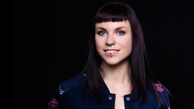 Porträt von Rika Brune von Radio SRF 3.