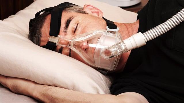Schlafapnoe, Luftverschmutzung, Lähmungen wegoperieren
